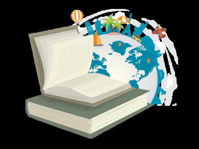 Liste de livres du mois de juin: Globe-trotteur