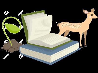 Liste de livres du mois: Objectif Terre!