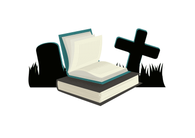 Réédition: Un pied dans la tombe