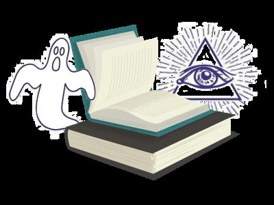 Liste de livres d'Octobre: Pouvoirs Paranormaux
