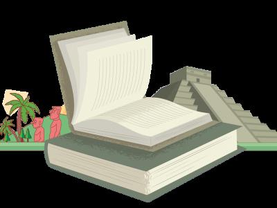 Liste de livres de Juillet: Terres d'aventures