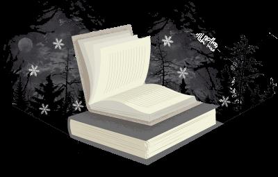 Box du mois: Dans la forêt de Grimm (Box de Noël)