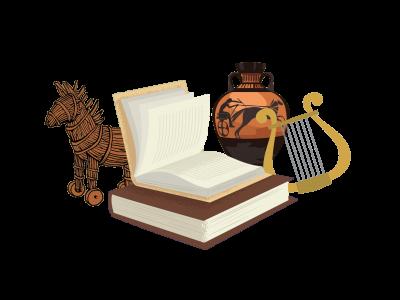 Liste des livres du mois: Mythologie grecque