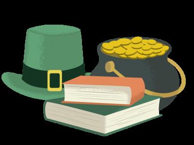 Liste de livres du mois d'Avril – Irlande