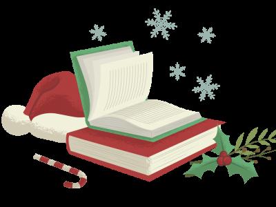 Liste de Livres Spéciale Noël!