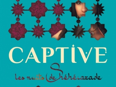 Coup de cœur Décembre de Manon: Captive, tome 1: Les nuits de Shéhérazade