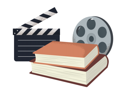 Liste de livres du mois d'Avril – Cinéma
