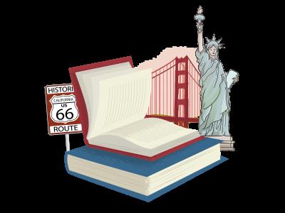 Liste de livres du mois de Juillet – Road Trip USA