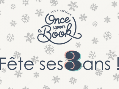 Grand Jeu des 3 ans ! – Once Upon a Book Birthday