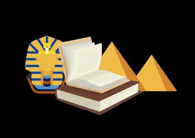Box du mois: Au temps des Pharaons