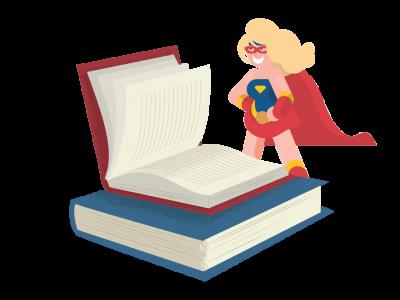Liste de livres de mai: Girls Power!