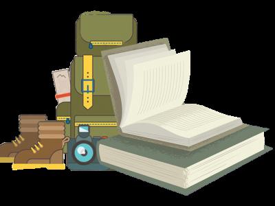 Liste de livres de Juillet: Sur la route