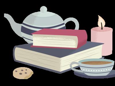 Liste de livres Hors-série de septembre: Hygge (pour passer une rentrée toute en douceur)