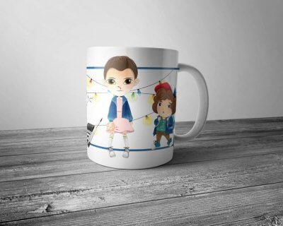 Mug Stranger Things