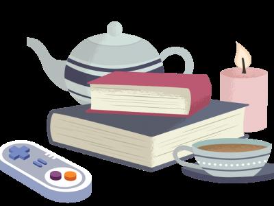 Liste de livres de Novembre: Un dimanche à la maison