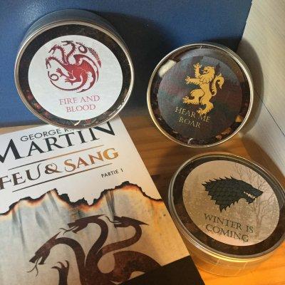 Thés et infusion des maisons de Westeros – Game of Thrones