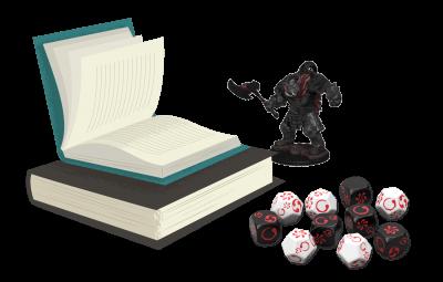 Box Hors-Série Jeux de rôles