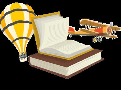 Liste de livres du mois d'août: Aventures et mésaventures
