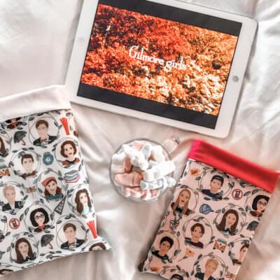 Pochette à livres – Gilmore Girls